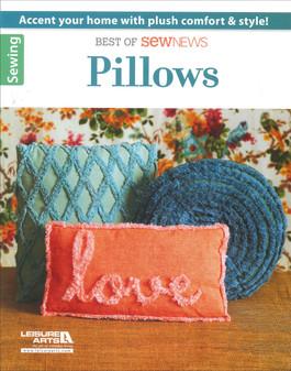 Leisure Arts Best Of SewNews Pillows Book