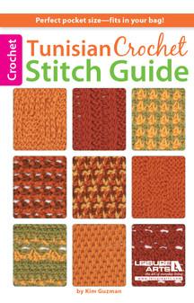 Leisure Arts Tunisian Crochet Stitch Guide Book