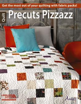 Leisure Arts Precuts Pizzazz Book