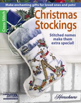 Leisure Arts Christmas Stockings Book