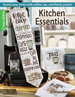 Leisure Arts Kitchen Essentials Book