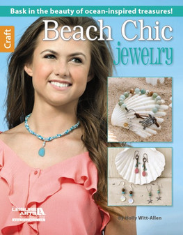 Leisure Arts Beach Chic Jewelry Book