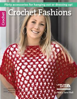 Leisure Arts Crochet Fashions Book