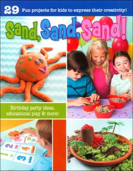Leisure Arts Sand Sand Sand Book