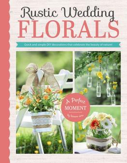 Leisure Arts Rustic Wedding Floral Book