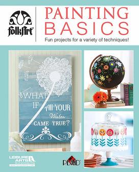 Leisure Arts Painting Basics Book
