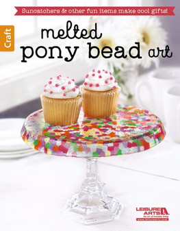 Melted Pony Bead Art Book