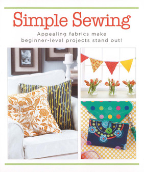 Leisure Arts Simple Sewing Book