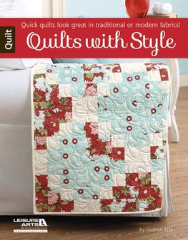 Leisure Arts Quilts With Style Book