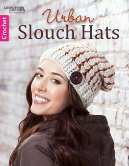 Leisure Arts Urban Slouch Hats Book