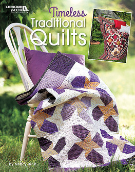 Leisure Arts Timeless Traditional Quilts Book