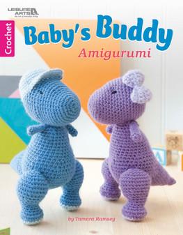 Leisure Arts Baby's Buddy Amigurumi Crochet Book