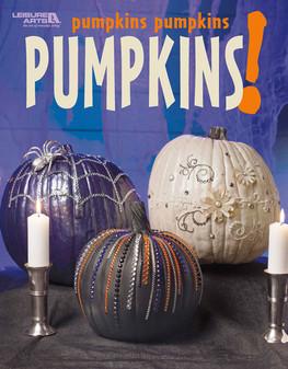 Leisure Arts Craft Pumpkins Pumpkins Pumpkins Book