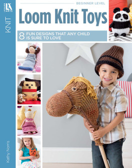 Leisure Arts Loom Knit Toys Book