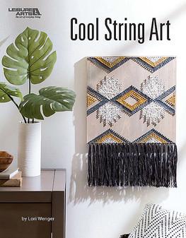 Leisure Arts Cool String Art Book