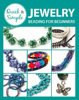 Leisure Arts Quick Simple Jewelry Beading Book