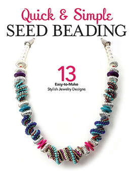Leisure Arts Quick Simple Seed Beading Book