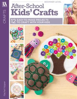 Leisure Arts After-School Kids' Crafts Book