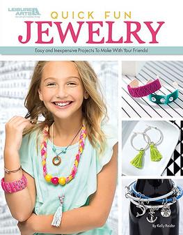 Leisure Arts Quick Fun Jewelry Book