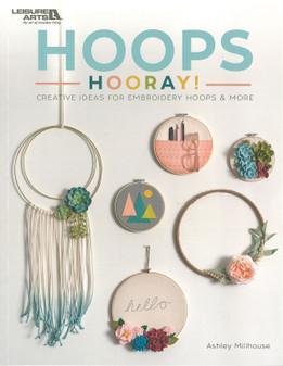 Leisure Arts Hoops Hooray Book