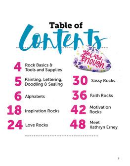 Leisure Arts Rockin' Dots Book