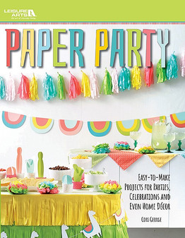 Leisure Arts Paper Party Book