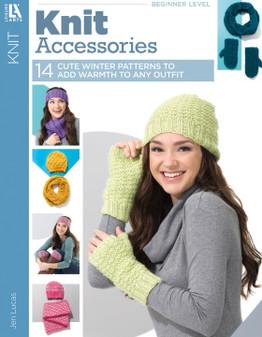 Leisure Arts Knit Accessories Book