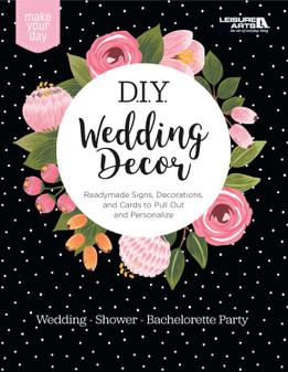 Leisure Arts DIY Wedding Decor Book