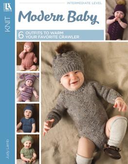 Leisure Arts Modern Baby Knit Book