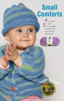 Leisure Arts Small Comforts Crochet Book