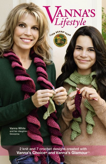 Leisure Arts Vanna's Lifestyle Crochet Book