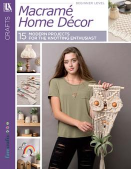 Leisure Arts Macrame Home Decor Book