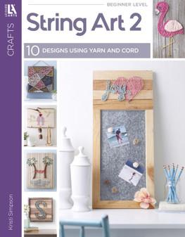 Leisure Arts String Art 2 Book