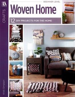 Leisure Arts Woven Home Book