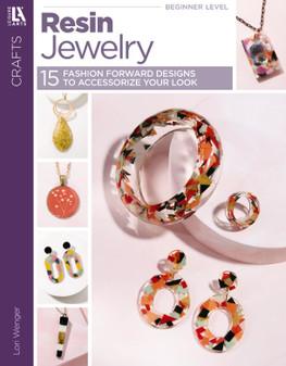 Leisure Arts Resin Jewelry Book