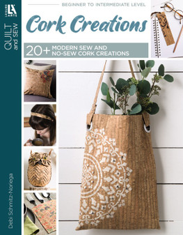 Leisure Arts Cork Creations Book