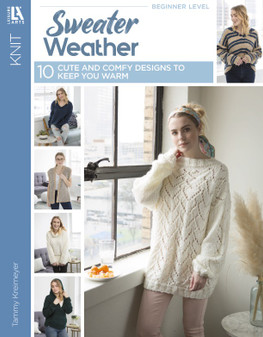 Leisure Arts Sweater Weather Knit Book