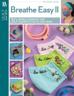 Leisure Arts Breathe Easy ll Book