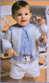 ePattern Crochet Cardigan