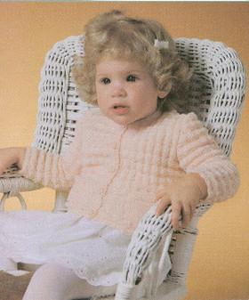 ePattern Knit Cardigan