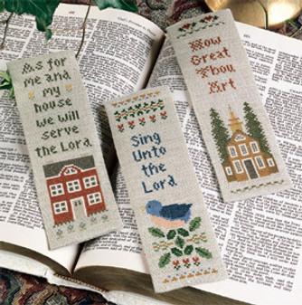 ePattern Marks of Praise (bookmarks)