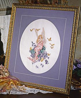 ePattern Violet Fairy