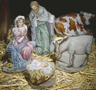 ePattern The Holy Family - Heirloom Nativity
