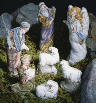 ePattern The Shepherd's - Heirloom Nativity