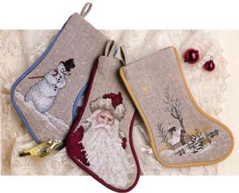 ePattern Mini Stockings