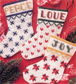 ePattern Fancy Little Stockings