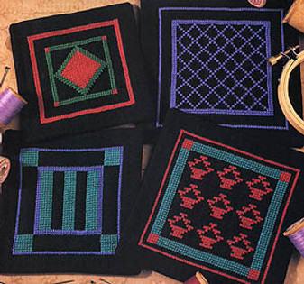 ePattern Amish Mini Quilts