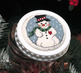 ePattern Heartwarming Snowman