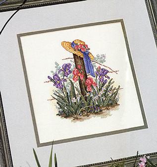 ePattern Paula Vaughan's Iris Afternoon