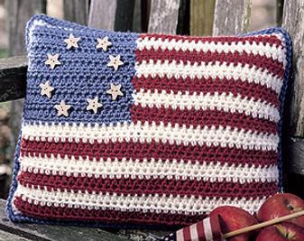 ePattern Stars & Stripes Pillow